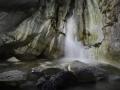 Vattenfall under jord